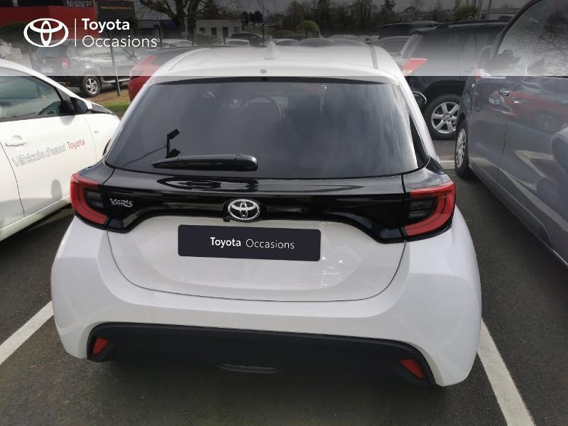 Photo 22 de l'offre de TOYOTA Yaris 70 VVT-i Design 5p à 16990€ chez Rizzon Auto - Toyota St Brieuc