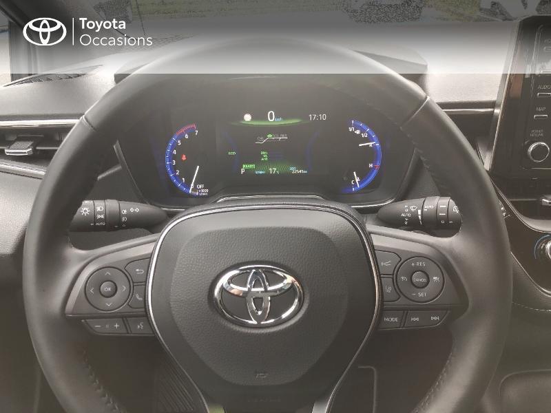 Photo 8 de l'offre de TOYOTA Corolla 122h Dynamic Business à 22490€ chez Rizzon Auto - Toyota St Brieuc