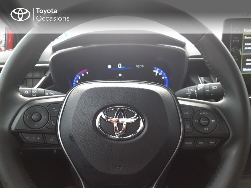 Photo 13 de l'offre de TOYOTA Corolla 122h Design MY20 à 24490€ chez Rizzon Auto - Toyota St Brieuc