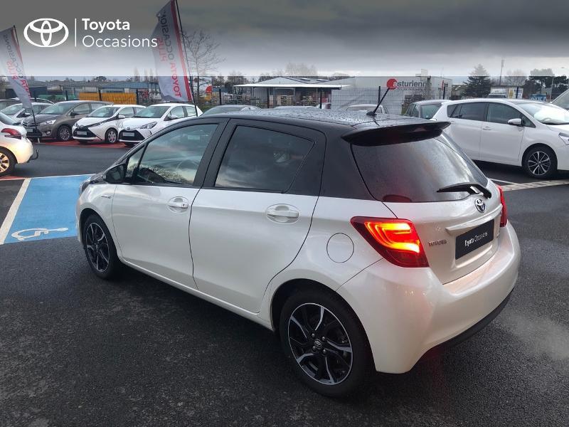 Photo 22 de l'offre de TOYOTA Yaris HSD 100h Collection 5p à 14490€ chez Rizzon Auto - Toyota St Brieuc