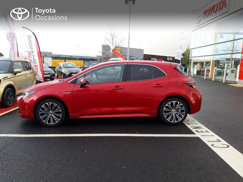 Photo 27 de l'offre de TOYOTA Corolla 122h Design MY20 à 24490€ chez Rizzon Auto - Toyota St Brieuc