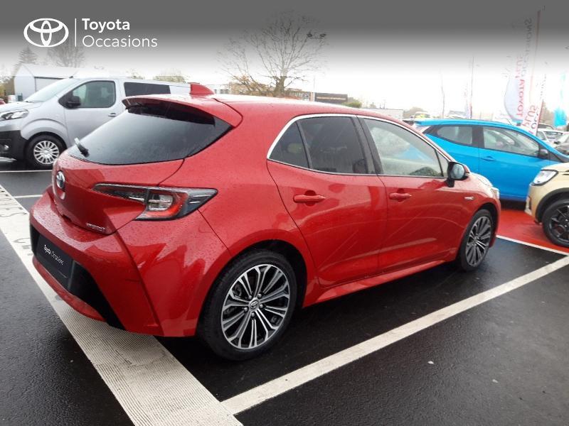 Photo 18 de l'offre de TOYOTA Corolla 122h Design MY20 à 24490€ chez Rizzon Auto - Toyota St Brieuc
