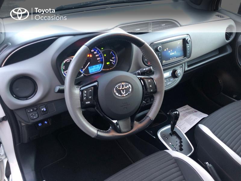 Photo 9 de l'offre de TOYOTA Yaris HSD 100h Collection 5p à 14490€ chez Rizzon Auto - Toyota St Brieuc