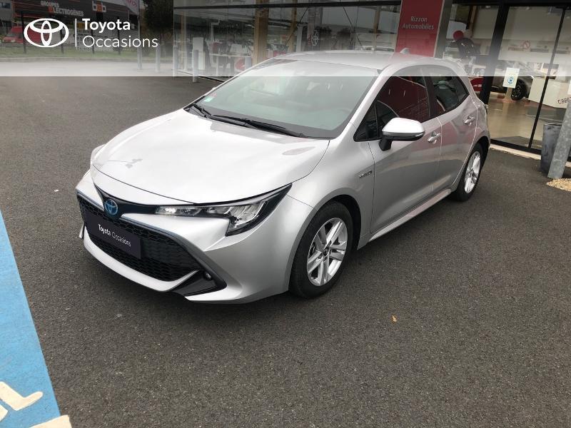 Photo 19 de l'offre de TOYOTA Corolla 122h Dynamic Business à 22490€ chez Rizzon Auto - Toyota St Brieuc