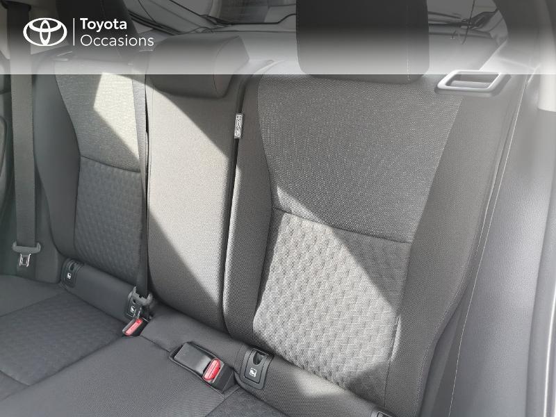 Photo 7 de l'offre de TOYOTA Yaris 70 VVT-i Design 5p à 16990€ chez Rizzon Auto - Toyota St Brieuc