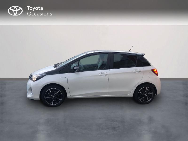 Photo 3 de l'offre de TOYOTA Yaris HSD 100h Collection 5p à 14490€ chez Rizzon Auto - Toyota St Brieuc