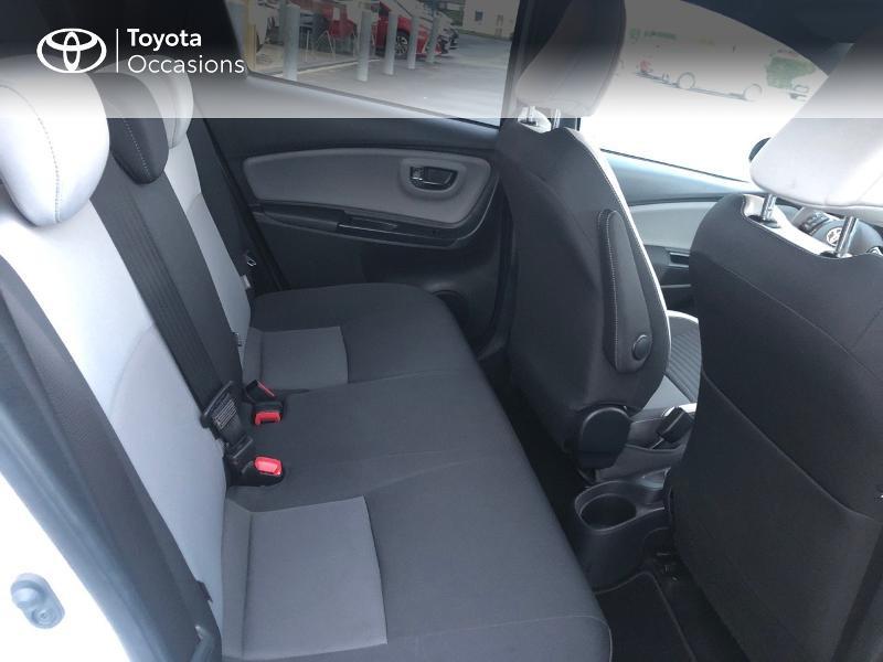 Photo 7 de l'offre de TOYOTA Yaris HSD 100h Collection 5p à 14490€ chez Rizzon Auto - Toyota St Brieuc