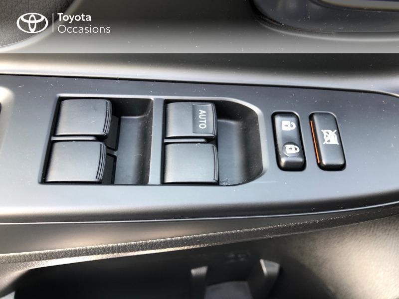 Photo 20 de l'offre de TOYOTA Yaris 100h Collection 5p RC18 à 14490€ chez Rizzon Auto - Toyota St Brieuc