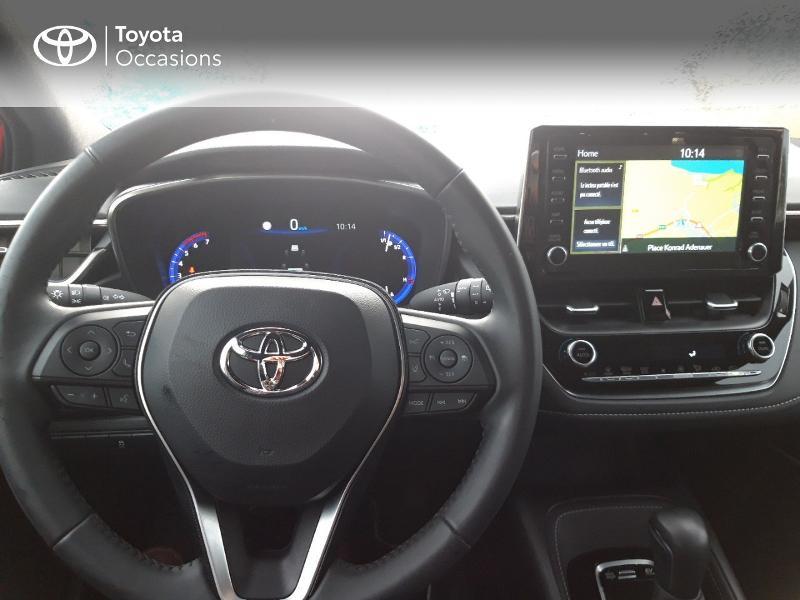 Photo 9 de l'offre de TOYOTA Corolla 122h Design MY20 à 24490€ chez Rizzon Auto - Toyota St Brieuc