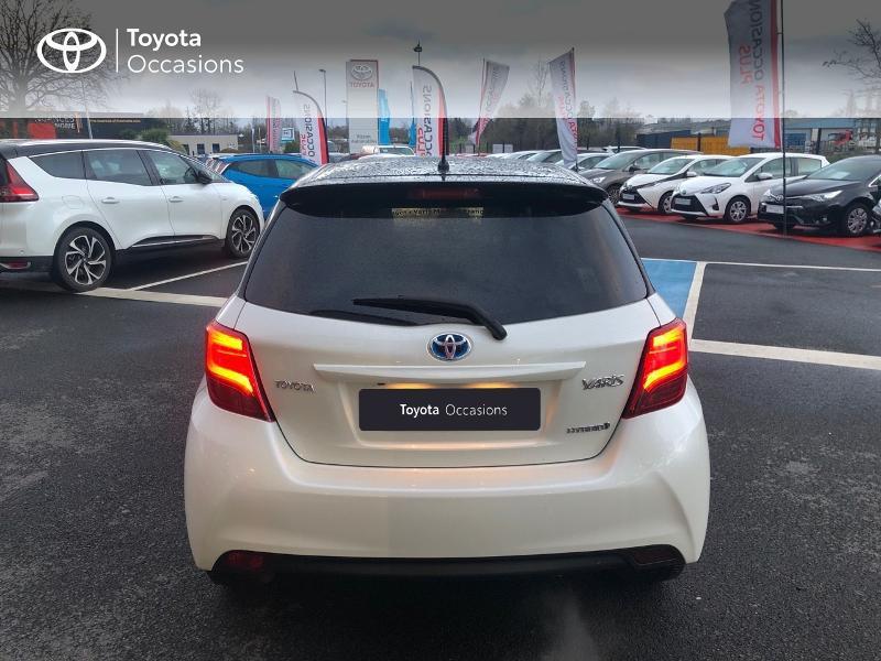 Photo 24 de l'offre de TOYOTA Yaris HSD 100h Collection 5p à 14490€ chez Rizzon Auto - Toyota St Brieuc