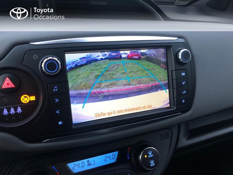 Photo 19 de l'offre de TOYOTA Yaris HSD 100h Collection 5p à 14490€ chez Rizzon Auto - Toyota St Brieuc