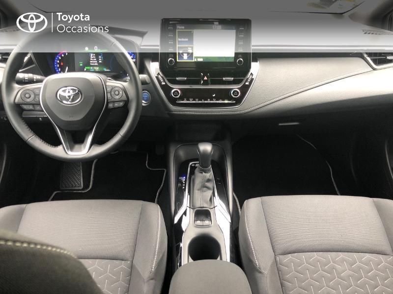 Photo 5 de l'offre de TOYOTA Corolla 122h Dynamic Business à 22490€ chez Rizzon Auto - Toyota St Brieuc