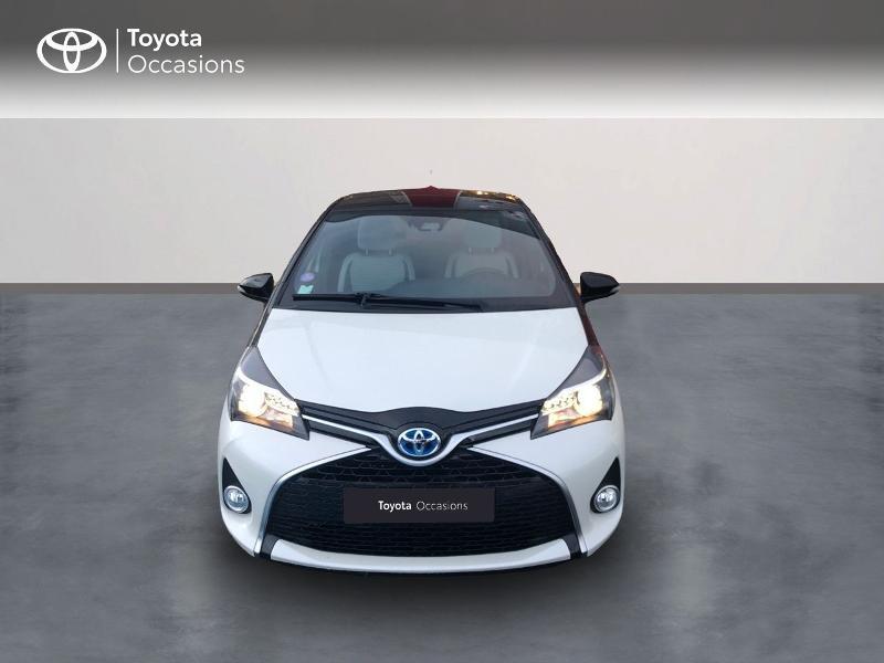 Photo 5 de l'offre de TOYOTA Yaris HSD 100h Collection 5p à 14490€ chez Rizzon Auto - Toyota St Brieuc