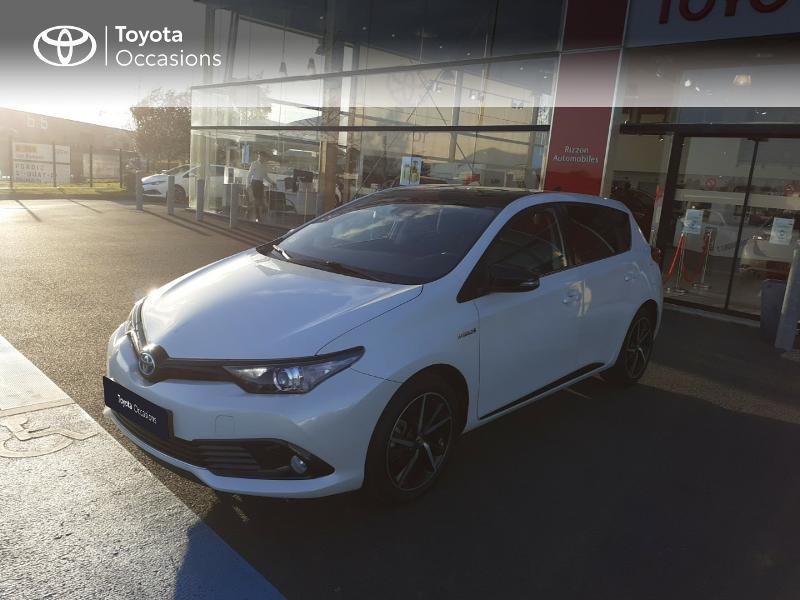 Photo 25 de l'offre de TOYOTA Auris HSD 136h Collection RC18 à 17890€ chez Rizzon Auto - Toyota St Brieuc