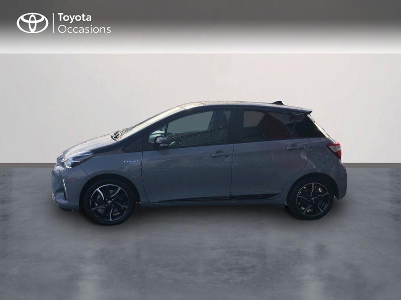 Photo 3 de l'offre de TOYOTA Yaris 100h Collection 5p RC18 à 14490€ chez Rizzon Auto - Toyota St Brieuc