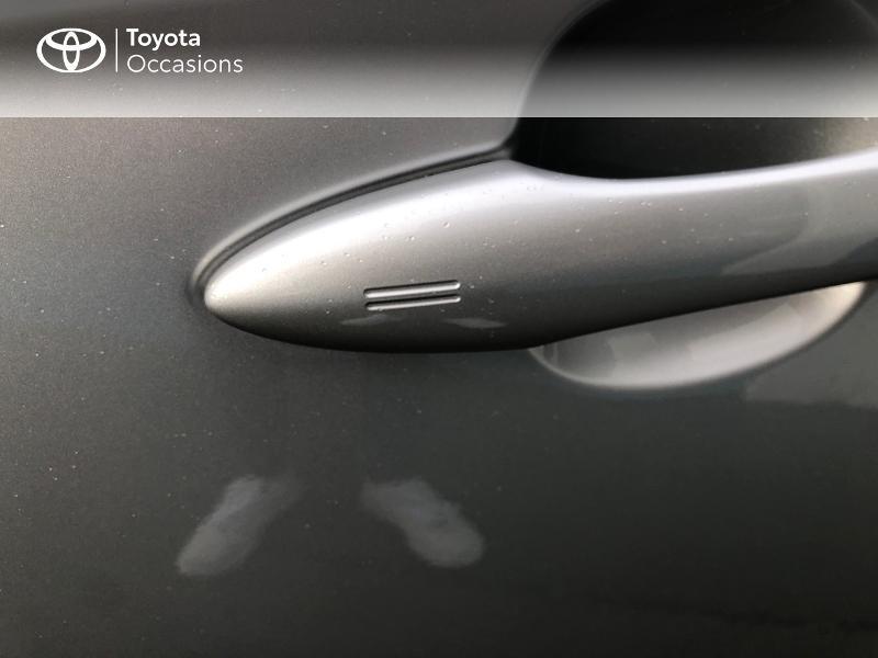 Photo 17 de l'offre de TOYOTA Corolla 122h Dynamic Business à 22490€ chez Rizzon Auto - Toyota St Brieuc