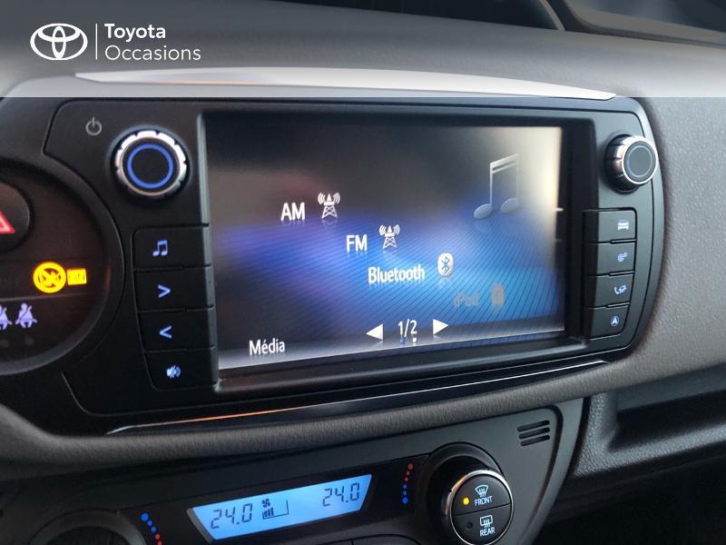 Photo 15 de l'offre de TOYOTA Yaris HSD 100h Collection 5p à 14490€ chez Rizzon Auto - Toyota St Brieuc