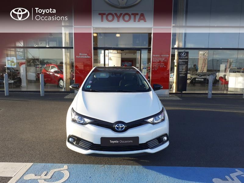 Photo 29 de l'offre de TOYOTA Auris HSD 136h Collection RC18 à 17890€ chez Rizzon Auto - Toyota St Brieuc