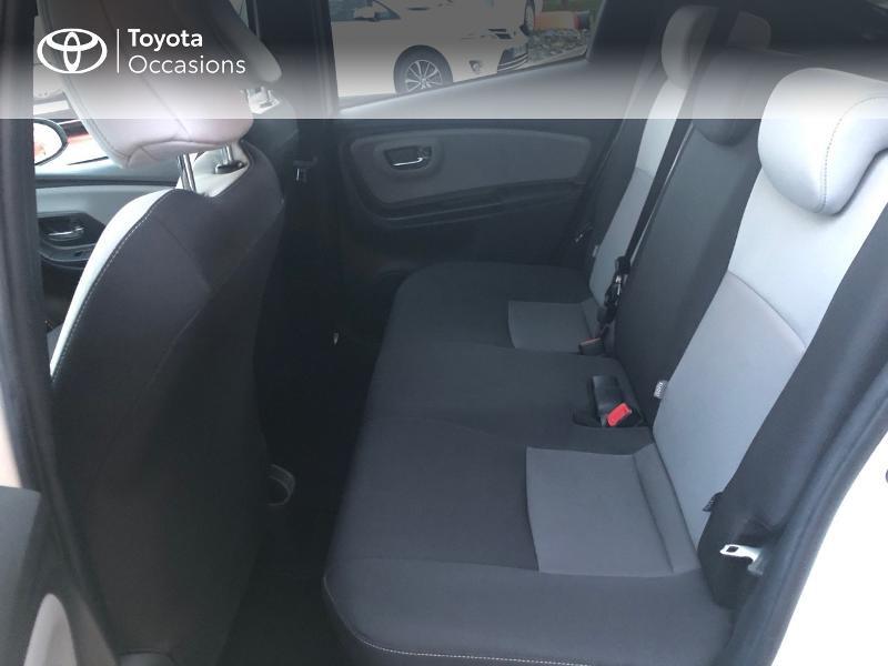 Photo 12 de l'offre de TOYOTA Yaris HSD 100h Collection 5p à 14490€ chez Rizzon Auto - Toyota St Brieuc