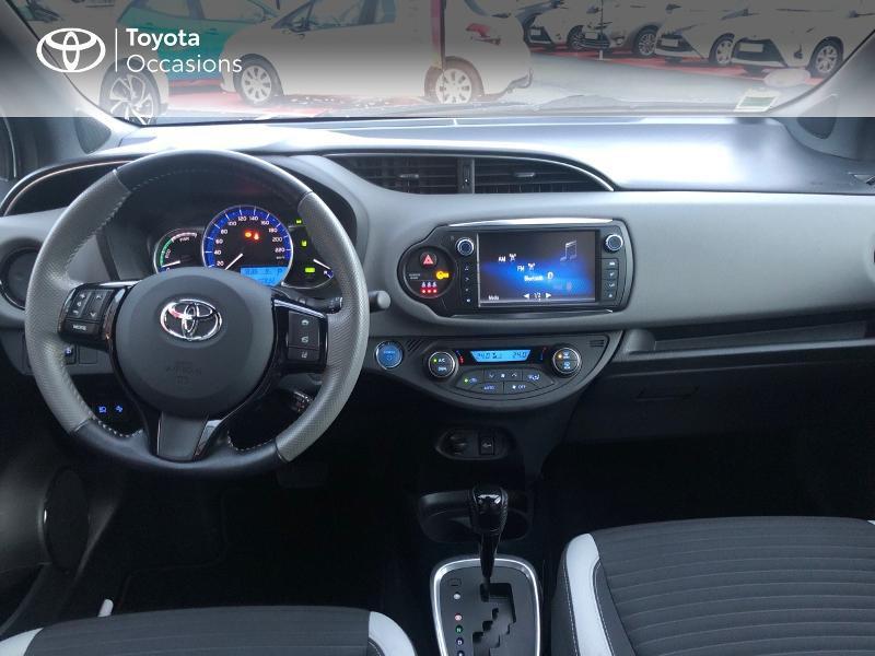 Photo 8 de l'offre de TOYOTA Yaris HSD 100h Collection 5p à 14490€ chez Rizzon Auto - Toyota St Brieuc