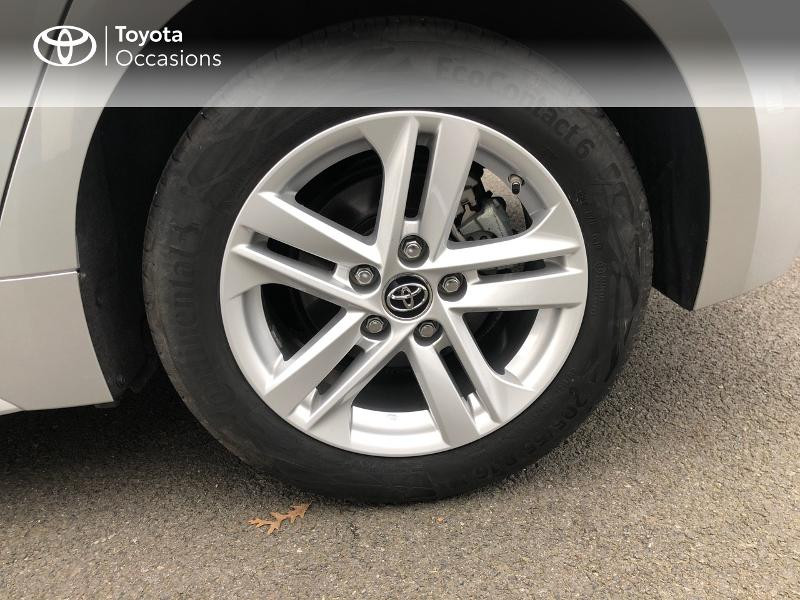 Photo 4 de l'offre de TOYOTA Corolla 122h Dynamic Business à 22490€ chez Rizzon Auto - Toyota St Brieuc