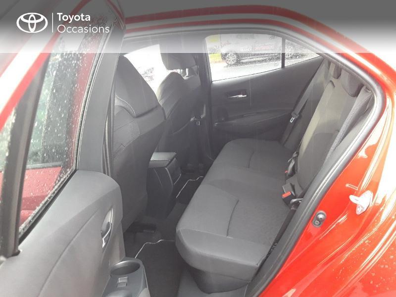 Photo 12 de l'offre de TOYOTA Corolla 122h Design MY20 à 24490€ chez Rizzon Auto - Toyota St Brieuc