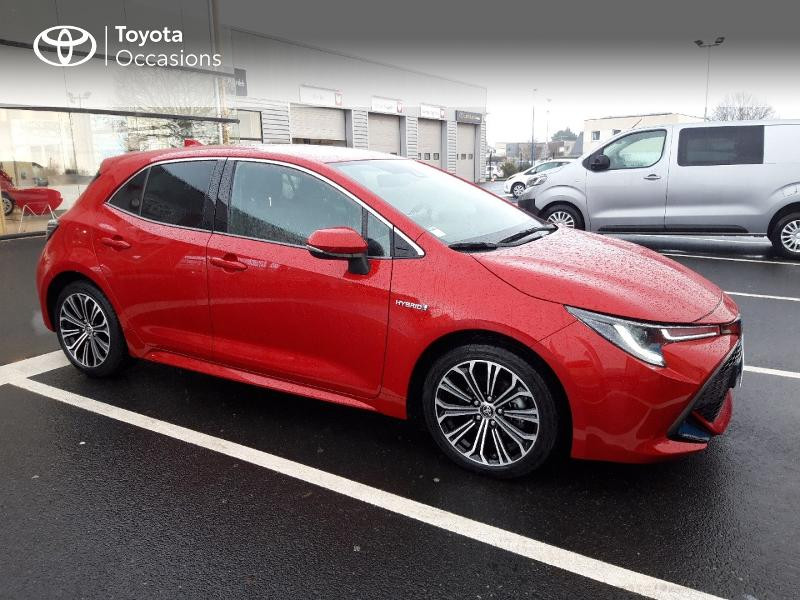 Photo 19 de l'offre de TOYOTA Corolla 122h Design MY20 à 24490€ chez Rizzon Auto - Toyota St Brieuc