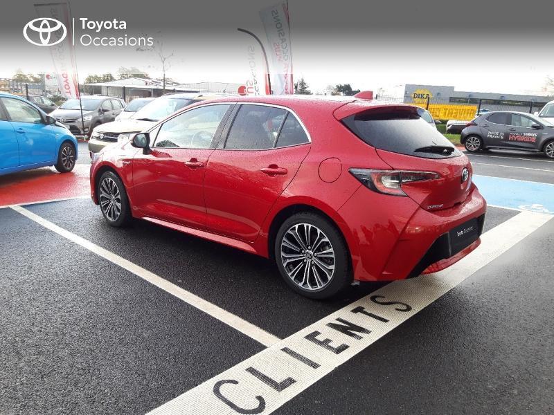 Photo 26 de l'offre de TOYOTA Corolla 122h Design MY20 à 24490€ chez Rizzon Auto - Toyota St Brieuc