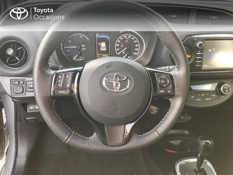 Photo 9 de l'offre de TOYOTA Yaris 100h Collection 5p RC18 à 14490€ chez Rizzon Auto - Toyota St Brieuc