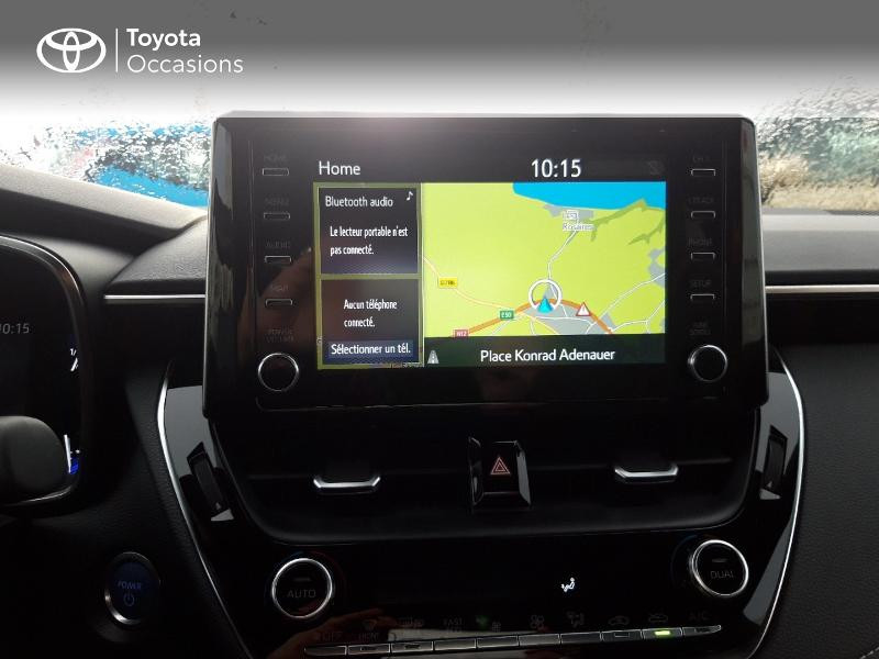 Photo 15 de l'offre de TOYOTA Corolla 122h Design MY20 à 24490€ chez Rizzon Auto - Toyota St Brieuc