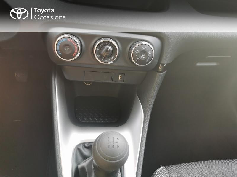 Photo 15 de l'offre de TOYOTA Yaris 70 VVT-i Design 5p à 16990€ chez Rizzon Auto - Toyota St Brieuc