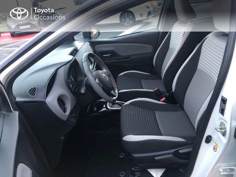 Photo 11 de l'offre de TOYOTA Yaris HSD 100h Collection 5p à 14490€ chez Rizzon Auto - Toyota St Brieuc