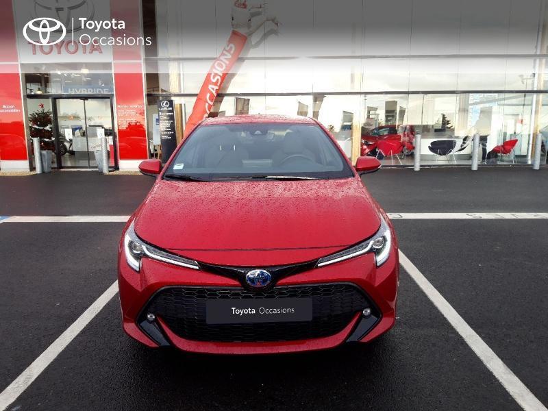Photo 29 de l'offre de TOYOTA Corolla 122h Design MY20 à 24490€ chez Rizzon Auto - Toyota St Brieuc