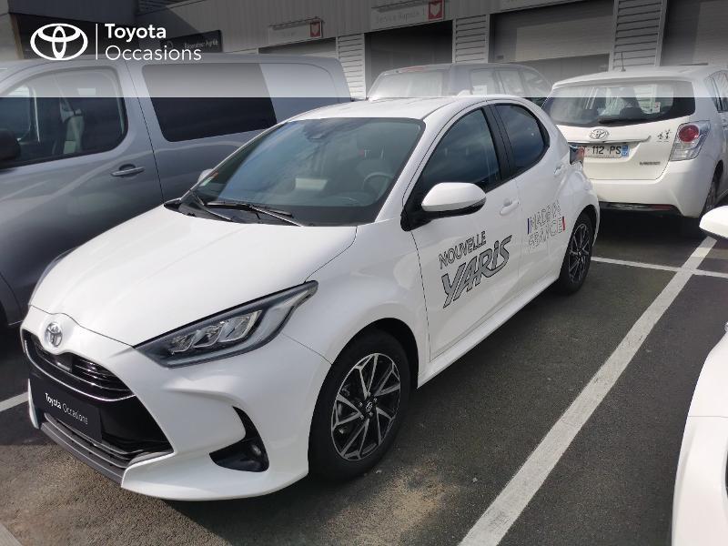 Photo 19 de l'offre de TOYOTA Yaris 70 VVT-i Design 5p à 16990€ chez Rizzon Auto - Toyota St Brieuc