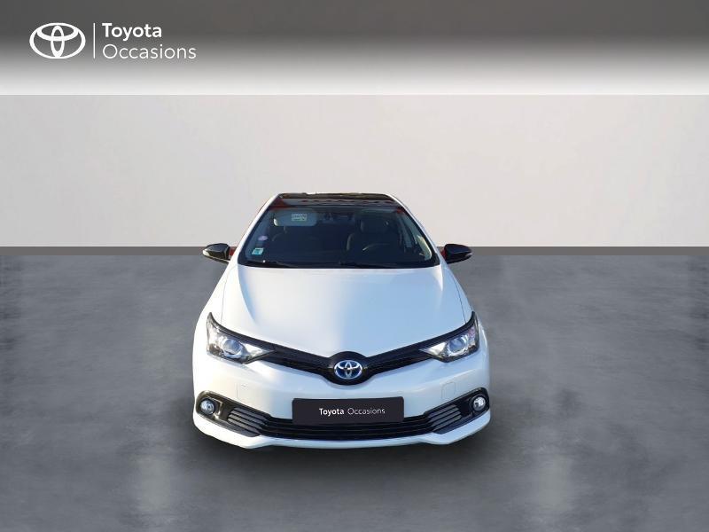 Photo 5 de l'offre de TOYOTA Auris HSD 136h Collection RC18 à 17890€ chez Rizzon Auto - Toyota St Brieuc