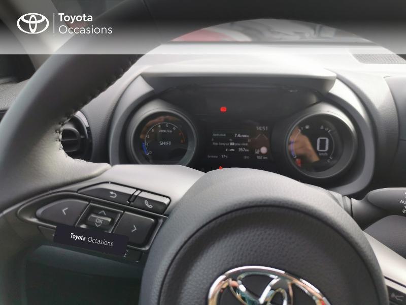 Photo 13 de l'offre de TOYOTA Yaris 70 VVT-i Design 5p à 16990€ chez Rizzon Auto - Toyota St Brieuc