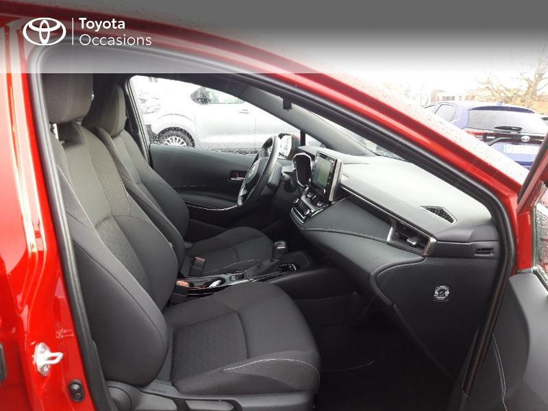 Photo 6 de l'offre de TOYOTA Corolla 122h Design MY20 à 24490€ chez Rizzon Auto - Toyota St Brieuc