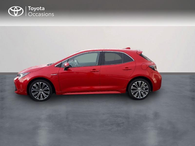 Photo 3 de l'offre de TOYOTA Corolla 122h Design MY20 à 24490€ chez Rizzon Auto - Toyota St Brieuc