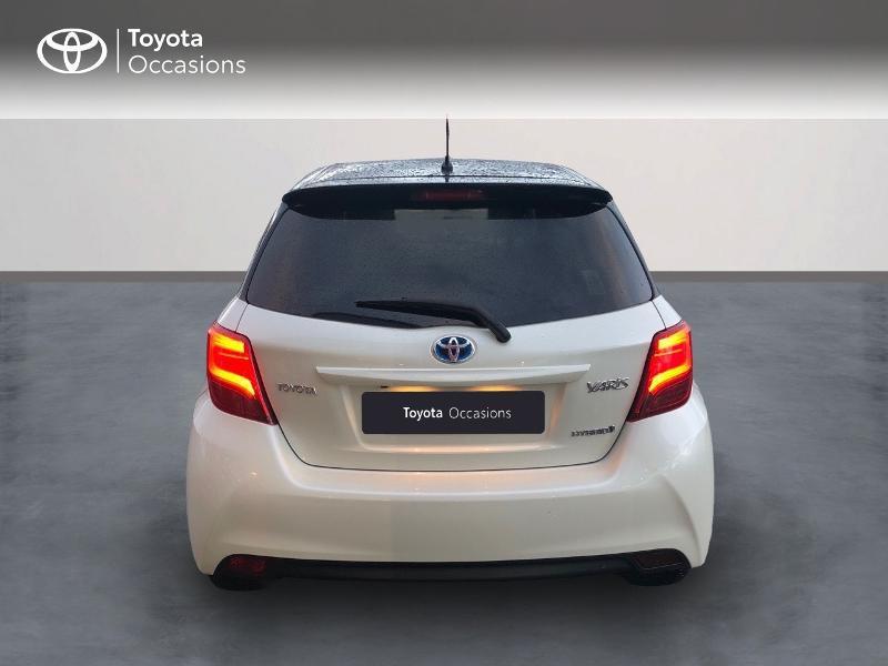 Photo 4 de l'offre de TOYOTA Yaris HSD 100h Collection 5p à 14490€ chez Rizzon Auto - Toyota St Brieuc