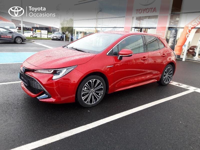 Photo 25 de l'offre de TOYOTA Corolla 122h Design MY20 à 24490€ chez Rizzon Auto - Toyota St Brieuc