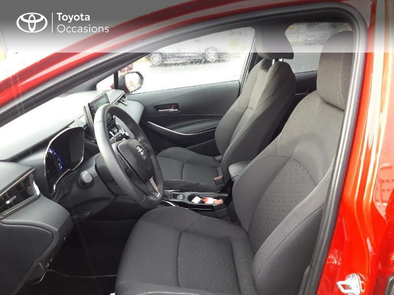 Photo 11 de l'offre de TOYOTA Corolla 122h Design MY20 à 24490€ chez Rizzon Auto - Toyota St Brieuc