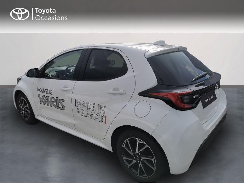 Photo 2 de l'offre de TOYOTA Yaris 70 VVT-i Design 5p à 16990€ chez Rizzon Auto - Toyota St Brieuc