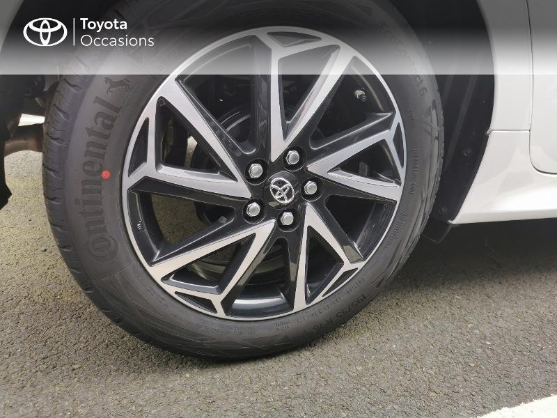 Photo 16 de l'offre de TOYOTA Yaris 70 VVT-i Design 5p à 16990€ chez Rizzon Auto - Toyota St Brieuc