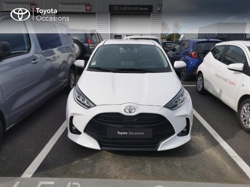 Photo 23 de l'offre de TOYOTA Yaris 70 VVT-i Design 5p à 16990€ chez Rizzon Auto - Toyota St Brieuc