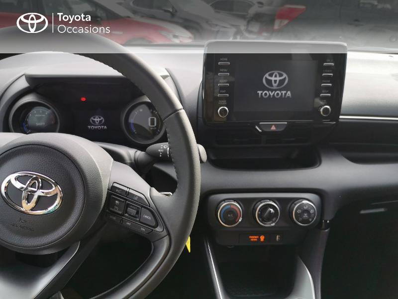 Photo 8 de l'offre de TOYOTA Yaris 70 VVT-i Design 5p à 16990€ chez Rizzon Auto - Toyota St Brieuc