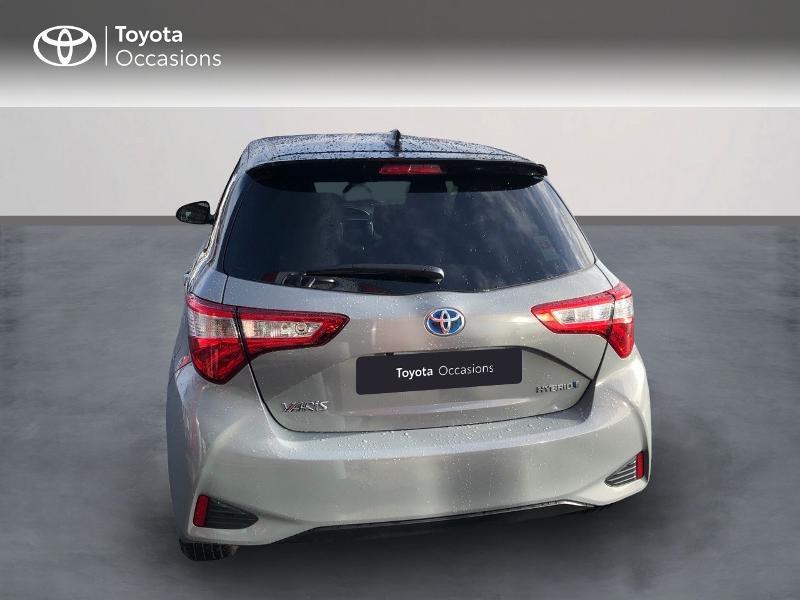Photo 4 de l'offre de TOYOTA Yaris 100h Collection 5p RC18 à 14490€ chez Rizzon Auto - Toyota St Brieuc