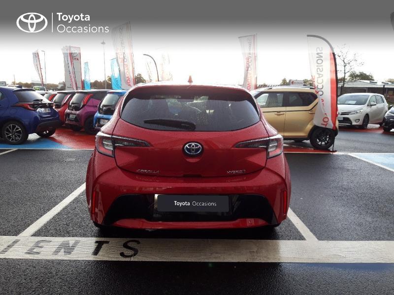 Photo 28 de l'offre de TOYOTA Corolla 122h Design MY20 à 24490€ chez Rizzon Auto - Toyota St Brieuc
