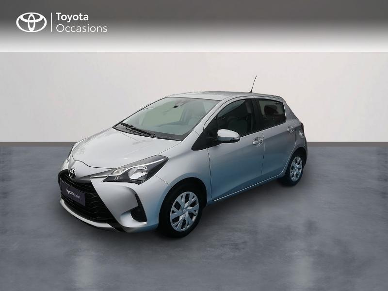 Toyota Yaris 70 VVT-i Ultimate 5p Essence Gris Clair Métal Occasion à vendre