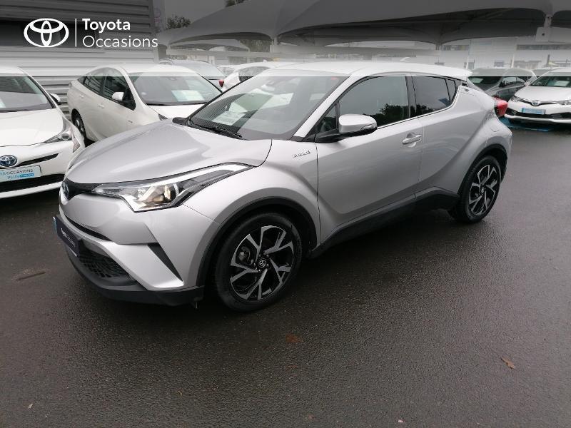Photo 17 de l'offre de TOYOTA C-HR 122h Edition 2WD E-CVT RC18 à 21890€ chez Rizzon Auto - Toyota St Brieuc
