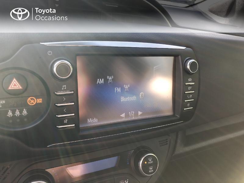 Photo 15 de l'offre de TOYOTA Yaris 100h Collection 5p RC18 à 14490€ chez Rizzon Auto - Toyota St Brieuc